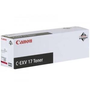 C-EXV17/GPR-21 [0260B002] Magenta Тонер-туба к копирам Canon iRC 4080i / iRC 4580i