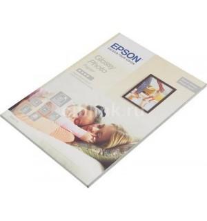 S042178 Бумага Epson Glossy Photo Paper- глянец, А4, 225 г/м2. 20листов