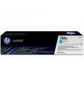CE311A HP 126A Kартридж голубой для HP LJ PRO100/ CP1012/ CP1025/ CP1025NW/ M175/ M275 (1000стр)