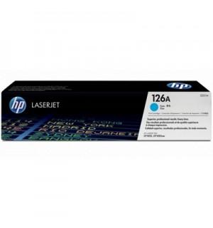 CE311A №126A Kартридж голубой для HP LJ PRO100/ CP1012/ CP1025/ CP1025NW/ M175/ M275  (1000стр)