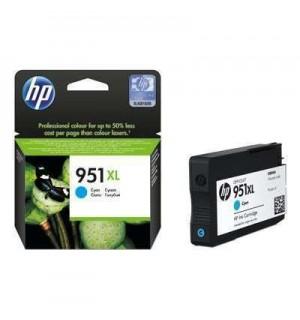 CN046AE HP 951XL Голубой картридж Officejet Pro 251dw/ 276dw/ 8100/ 8600 16мл.