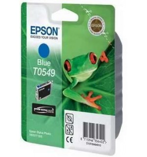T0549 / T054940 Картридж EPSON Stylus Photo R800/ R1800 Blue (400стр.)
