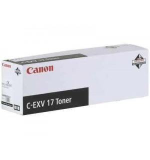 C-EXV17/GPR-21 [0262B002] Black Тонер-туба к копирам Canon iRC 4080i / iRC 4580i