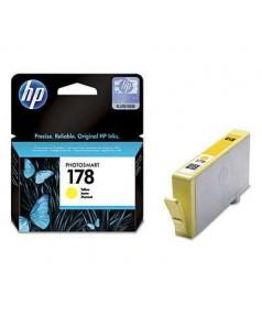 CB320HE HP 178 Картридж Yellow для HP Photosmart C5383/ D5463/ C6383/ 6510/ 7510/ B8553/ B010b/ B109c