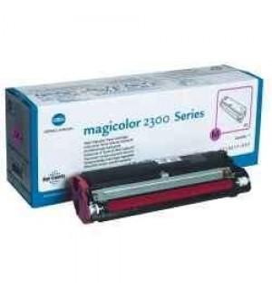 1710517-007 (4576411) Konica Minolta Тонер-картридж для Minolta-QMS mc2300/ mc2350, Hi-Capacity Tone