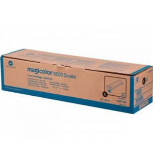 A0D7153 Konica Minolta Тонер-картридж для Minolta MC 8650DN 26K (Black)