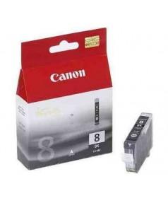 CLI-8Bk [0620B024] Картридж (чернильница) к Canon Pixma MP500/ MP510/ MP530/ MP600/ MP610/ MP800/ MP810/ MP830/ MP950/ MP970, MX850, iP3300/ iP4200/ iP4300/ iP4500/ iP5200/ iP5300/ iP6600D/ iP6700D/ Pro9000. Black (450 стр.)