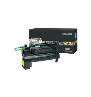 C792X2YG Принт-картридж Lexmark C792  Yellow Extra High Yield Print Cartridge (20K)