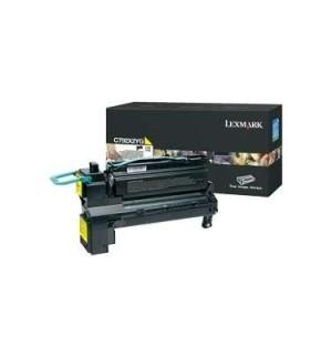 C792X2YG Принт-картридж Lexmark C792  Yellow Extra High Yield Print Cartridge (20K)