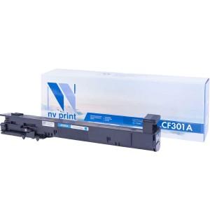CF301A Картридж NV Print голубой, совместимый (32000стр.)