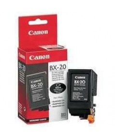 BX-20 [0896A002] Картридж для Canon MultiPASS C20/ C30/ C50/ C70/ C75/ C80, FAX-B160/ B180/ B210/ B215/ B230, FAX-EB10/ EB15  Black (900стр.)