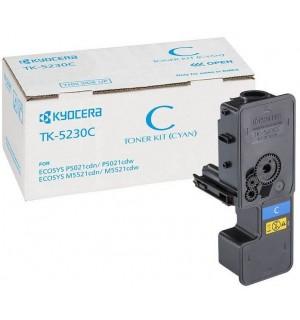TK-5230C [1T02R9CNL0] Тонер-картридж для P5021cdn/cdw, P5026cdn/cdw, M5521cdn/cdw, M5526cdn/cdw