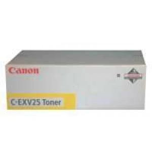 C-EXV25Y [2551B002] Тонер-картридж Canon Yellow для image PRESS C6000, желтый (1145гр)