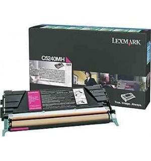 C5240MH Lexmark Return Program  тонер картридж красный для C524/ C532/ C534 (5000 стр.)