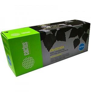CE742A совместимый Картридж Cactus CS-CE742A для HP CP5220/ 5225 Yellow (7300стр)