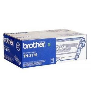 TN-2175 Тонер-картридж Brother для HL-2140/ 2140R/ 2142/ 2150NR/ 2170WR/ DCP-7030R/ 7032R/ 7040/ 7045NR/ MFC-7320R/ 7440NR/ 7840 (2600 стр.)