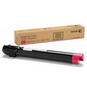 006R01401 Тонер-картридж пурпурный XEROX WC  7425/ 7428/ 7435 (15000стр)