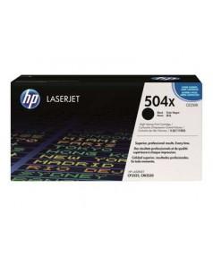 CE250X HP 504X Картридж для НР Color LaserJet CP3520/ CP3525/ CM3530 Black (10500стр)