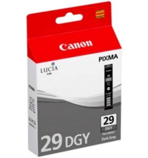 PGI-29DGY [4870B001] Картридж для PIXMA PRO-1.  Тёмно-серый.  36мл.