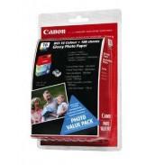 BCI-16Color value pack + бумага 10х15 glossy 100 листов Чернильницы для Canon SELPHY DS700/ DS810, PIXMA iP90 (75 стр. 10x15) [9818A017]