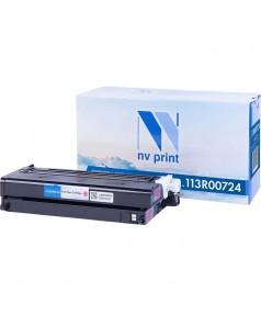 113R00724 совместимый Картридж NV Print для Xerox Phaser 6180 (6000 стр.) Magenta