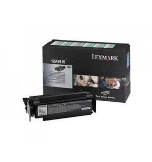 12A7415 Картридж для принтера Lexmark T420d/ dn ПОВЫШЕННОГО ОБЪЕМА (10000 стр.)