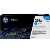 Q7561A HP 314A Картридж для HP Color LaserJet 2700/2700n/3000n/3000dn/3000dtn Cyan (3500 стр.)