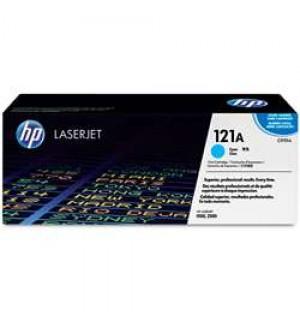 C9701A №121A Картридж для HP Color LJ 1500/ 2500серий Cyan (Синий, 4000стр.)
