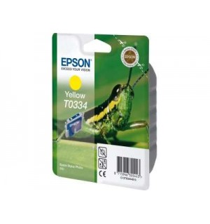 T033440 совместимый картридж TV для Epson Stylus Photo 950 Yellow (440 стр.)