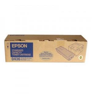 S050436 Черный тонер для лазерного принтера Epson AcuLaser M2000D (3500 стр.)