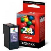18C1524E №24 Картридж цветной для Lexmar...