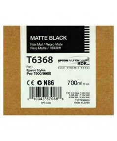 T6368 / T636800 / C13T636800 Epson картридж для Stylus Pro 7700/7890/7900/9700/9890/9900 Matte Black  ( 700 ml )