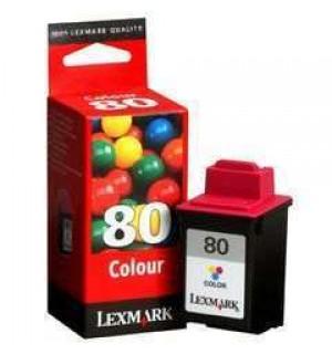 12A1980 Картридж для Lexmark Z11/ Z31, Color JP 3200/ 5000/ 5700/ 7000/ 7200 Optra 40/ Optra45 / 45n