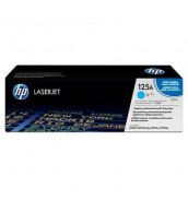 УЦЕНЕННЫЙ голубой картридж HP CB541A HP 125A для HP Color LJ