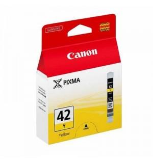 CLI-42Y [6387B001] Картридж желтый для Canon PIXMA Pro-100 (284 стр)