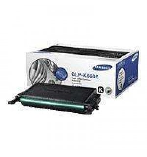CLP-K660B Black Картриджи Samsung к цветным принтерам CLP610N/CLP-610ND/CLP-660N/CLP-660ND/ CLX-6210