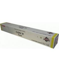 C-EXV31Y [2804B002] Тонер-туба к копирам Canon iR-ADV C7055/ C7065 желтый