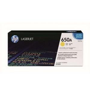 CE272A / CE272AC HP 650А Картридж желтый для HP LaserJet CP5520/ CP5525 (15000 копий)
