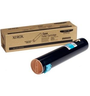 106R01160 Тонер-картридж голубой для Xerox Phaser 7760 (25000стр)
