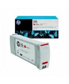 B6Y08A/ CE038A Картридж №771 хроматический красный для плоттера HP DesignJet Z6200, Z6800 (775 ml)