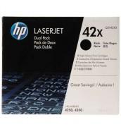 Q5942XD HP 42X Двойная упаковка картридж...
