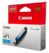CLI-471C [0401C001] Картридж Canon голуб...