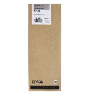 T636700 Картридж для Epson Stylus Pro 7890/7900/9890/9900 Light Black  ( 700 ml )