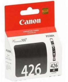 CLI-426BK [4556B001] Картридж черный для PIXMA Series IP4840/ 4940, MG5140/ 5240/ 6140/ 8140/ 8240, MX894/ ix6540/ 714