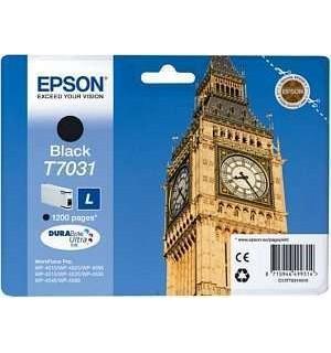 T7031 / T70314 Картридж для Epson WorkForce Pro WP 4015DN/4025DW/4515DN черный (1,2K)