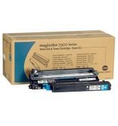 1710532-004 (4333713) Блок проявки синий Konica Minolta Magicolor 7300 Cyan Print Unit, ориг. (32,5к