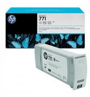 B6Y14A/ CE044A HP 771 Картридж светло-серый для плоттера HP DesignJet Z6200, Z6600, Z6800 (775 ml)