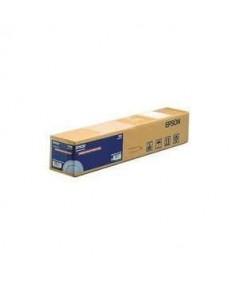 Рулон S041390 Premium Glossy Photo Paper Непрозрачность 96%. Белизна 93%. Плотность 170 г/ м2 (24, 610ммх30.5м.)