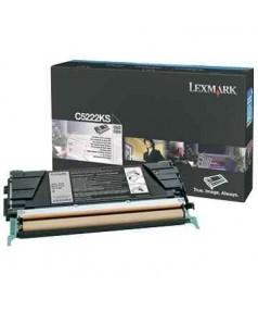 C5222KS Lexmark тонер картридж черный для C522/ C524 /C530/ C532/ C534 (4000 стр.)