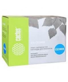 CE390X совместимый Картридж Cactus CS-CE390XS для HP LJ M4555 MFP (24000 стр.)